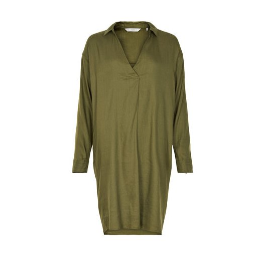 Nuarianell Dress military olive