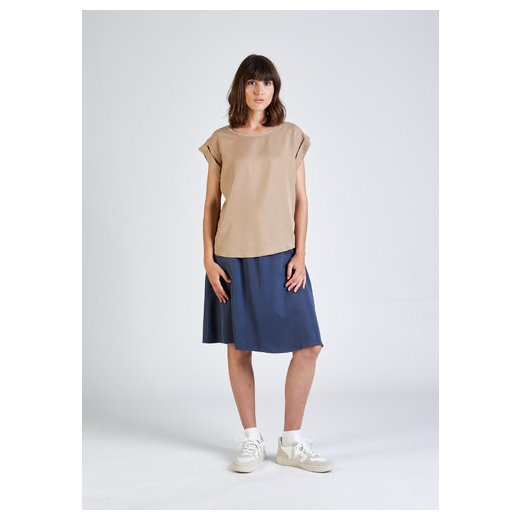Capri T-Shirt light camel