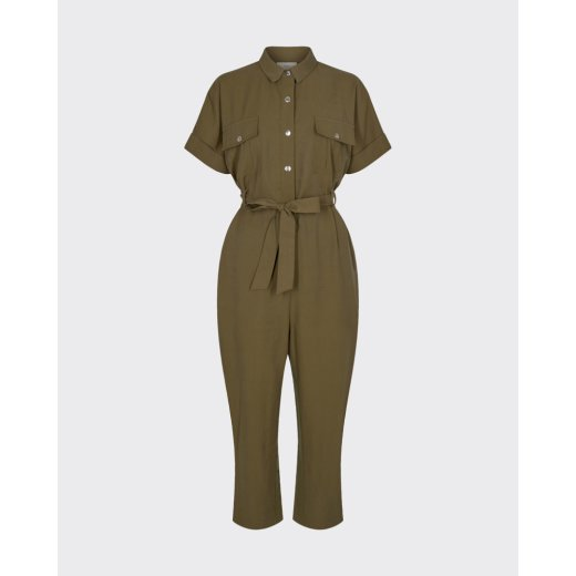 Minimum Evry Jumpsuit dark olive